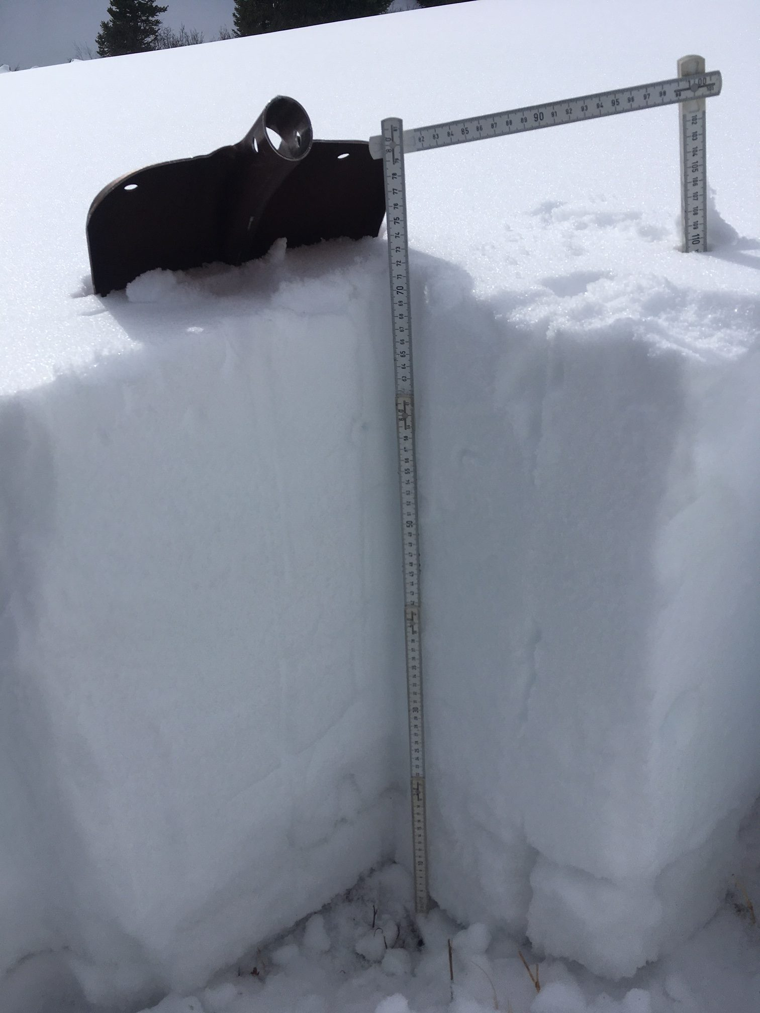 Winter Storm Data Archive Center For Snow And Avalanche Studies